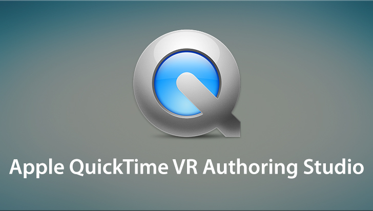 Apple QuickTime VR Authoring Studio