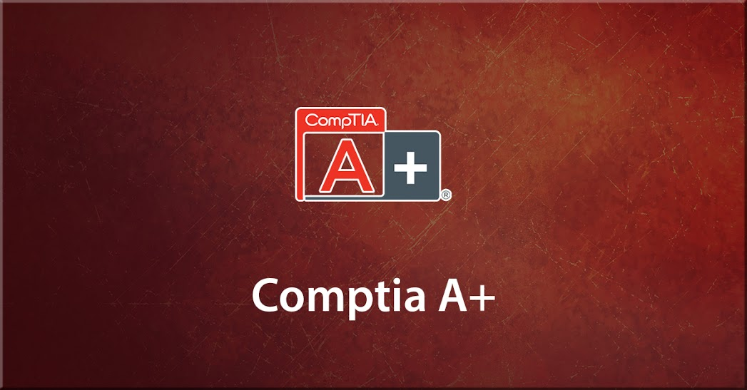 CompTIA A+, Net + and Server+ Bundle