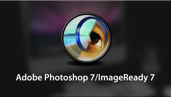 Adobe Photoshop 7/ImageReady 7 Bundle