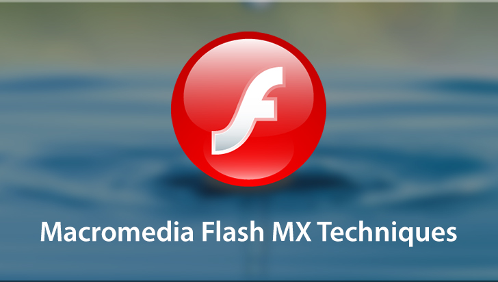 Macromedia Flash MX Techniques
