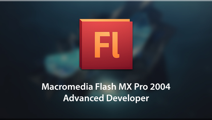 Macromedia Flash MX Pro 2004 Advanced Developer
