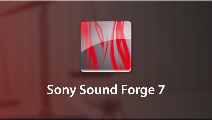 Sony Sound Forge 7