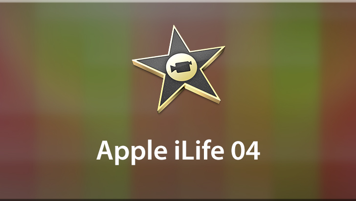 Apple iLife 04