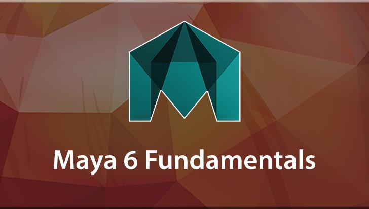 Maya 6 Fundamentals