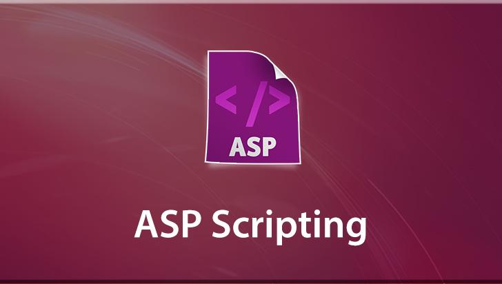 ASP Scripting