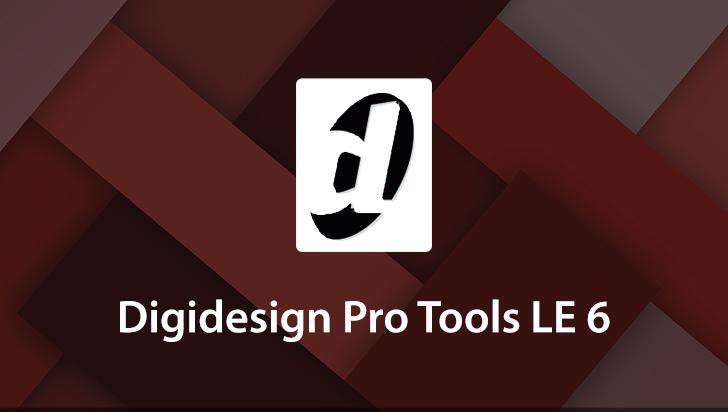 Digidesign Pro Tools LE 6