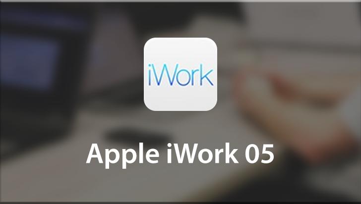 Apple iWork 05