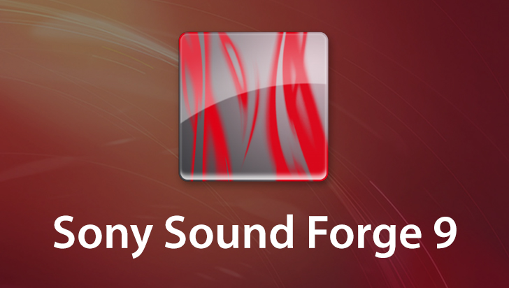 Sony Sound Forge 9