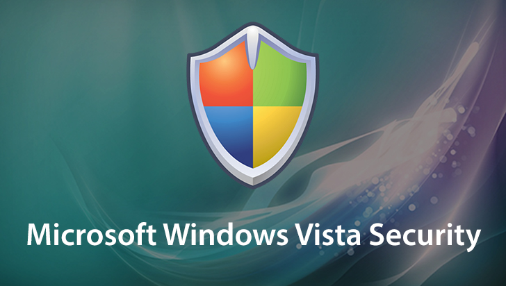 Microsoft Windows Vista Security