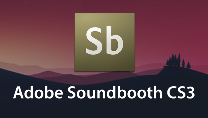 Adobe Soundbooth CS3