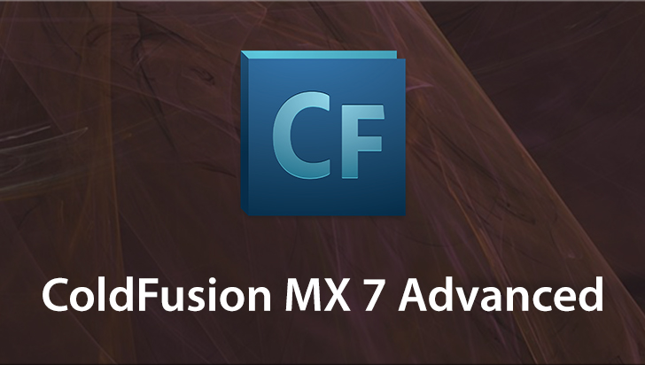 ColdFusion MX 7 Advanced