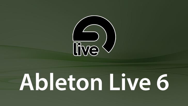 Ableton Live 6