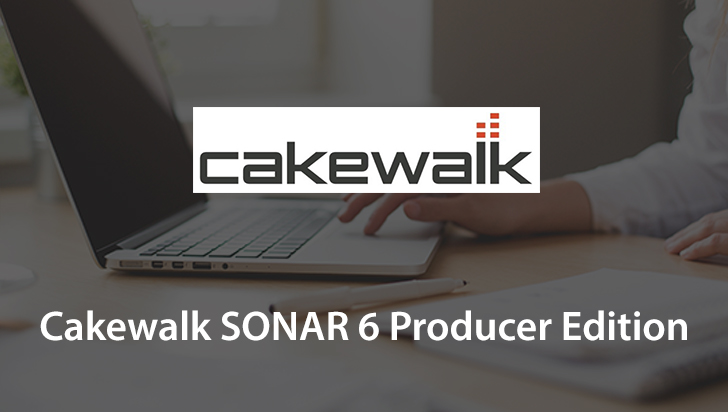 Cakewalk SONAR 6 Producer Edition