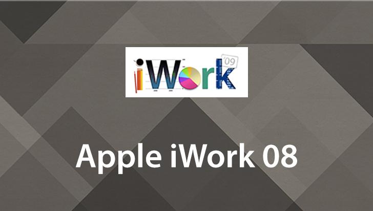Apple iWork 08