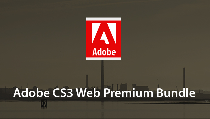Adobe CS3 Web Premium Bundle