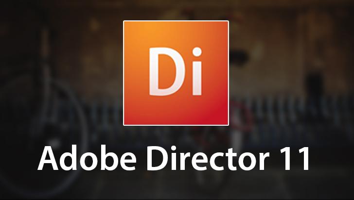 Adobe Director 11