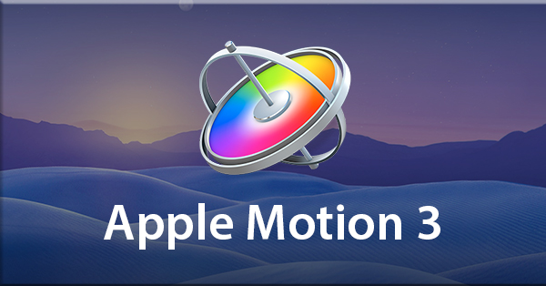 Apple Motion 3