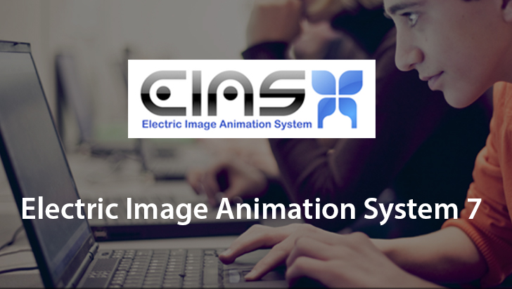 Electric Image Animation System 7