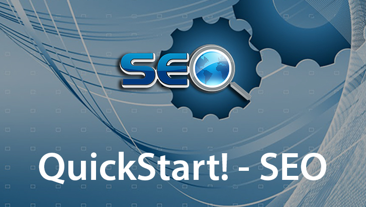 QuickStart! - SEO