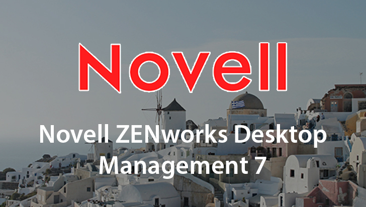 Novell ZENworks Desktop Management 7