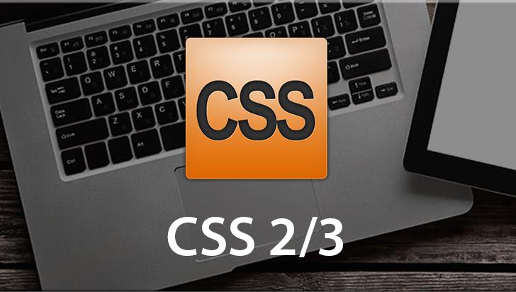 CSS 2/3