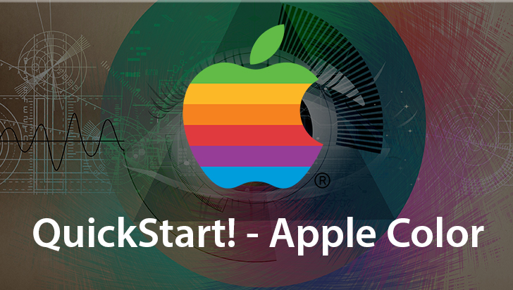QuickStart! - Apple Color