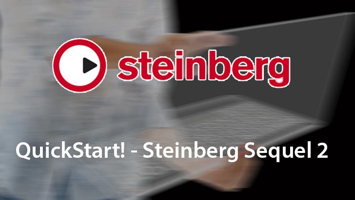 QuickStart! - Steinberg Sequel 2