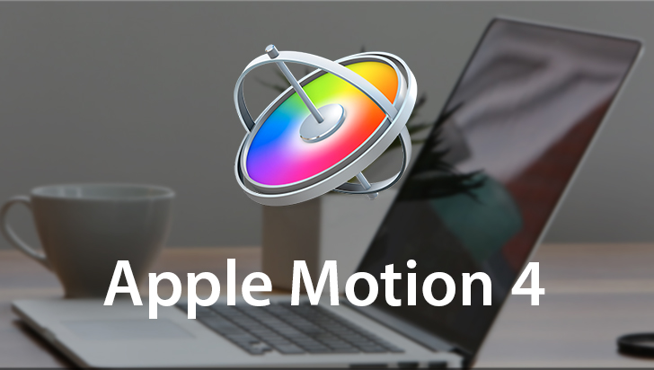 Apple Motion 4
