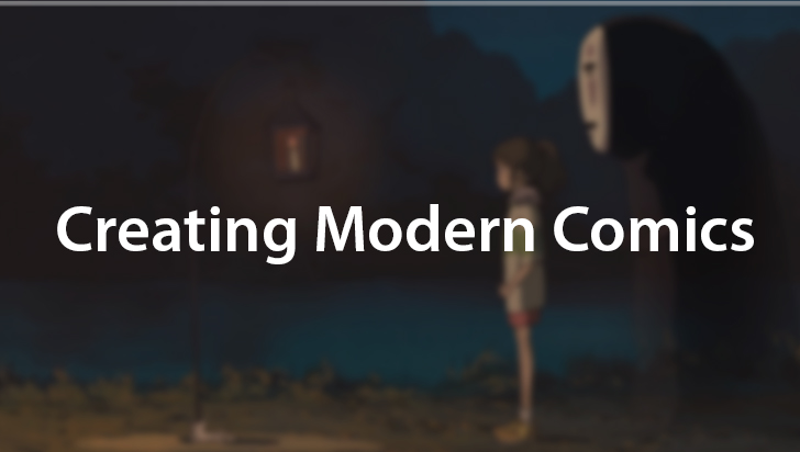Creating Modern Comics