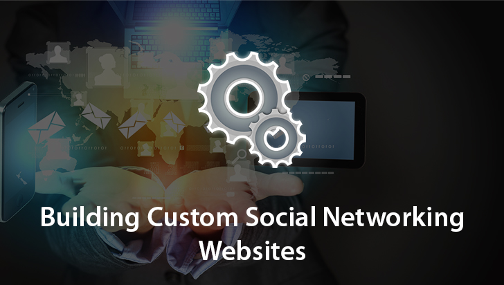 Building Custom Social Networking Websites
