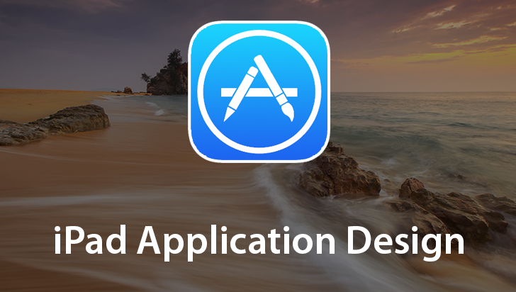 iPad Application Design