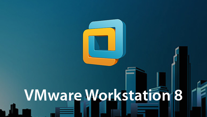 VMware Workstation 8