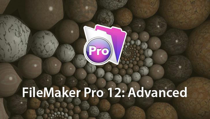 FileMaker Pro 12: Advanced