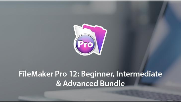 FileMaker Pro 12: Beginner, Intermediate & Advanced Bundle