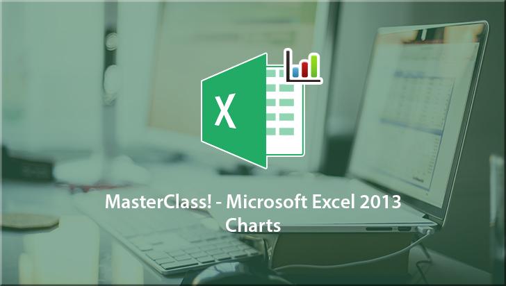 MasterClass! - Microsoft Excel 2013: Charts