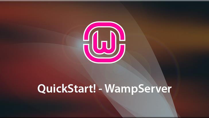 QuickStart! - WampServer