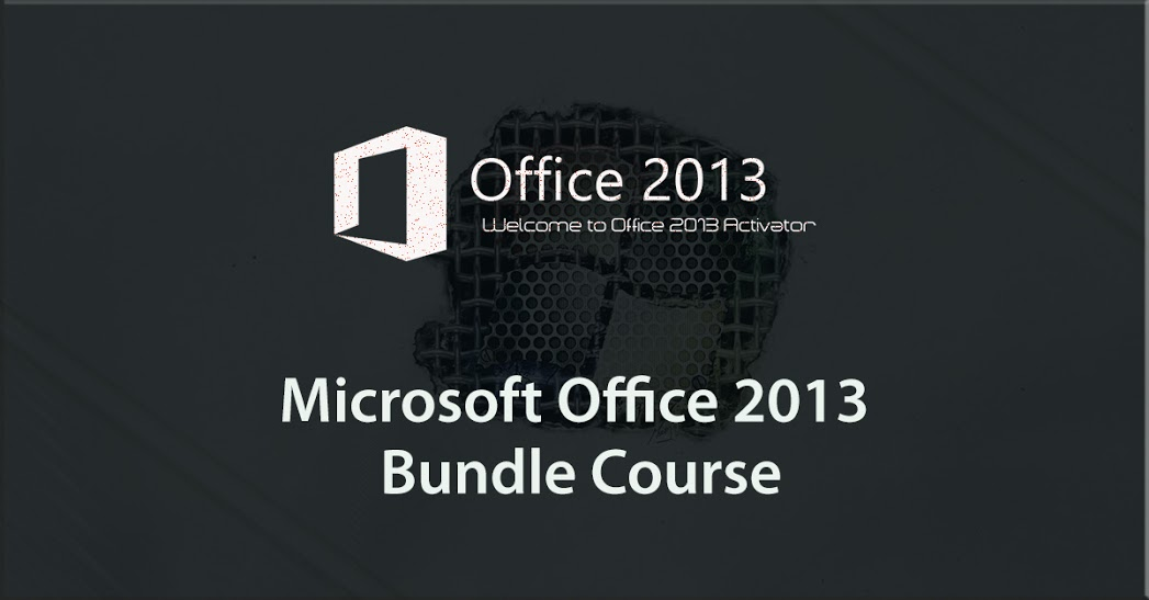 Microsoft Office 2013 Bundle