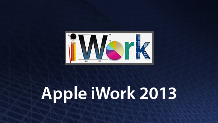 Apple iWork 2013