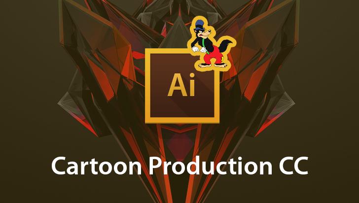 Adobe CC Cartoon Production