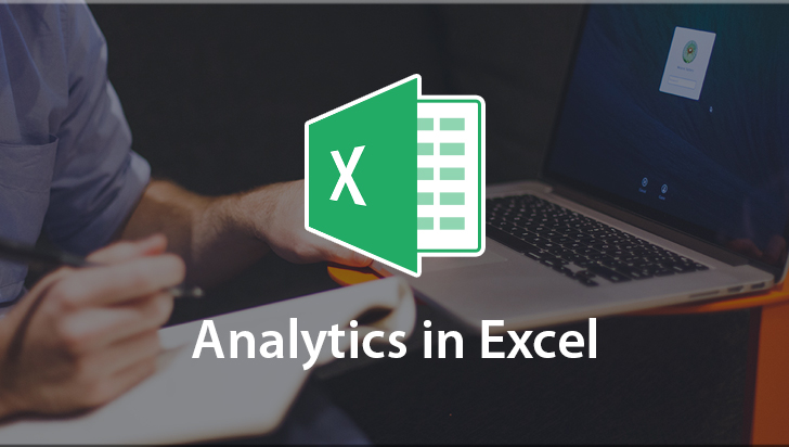 Analytics in Excel