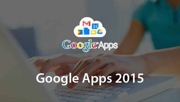 Google Apps 2015