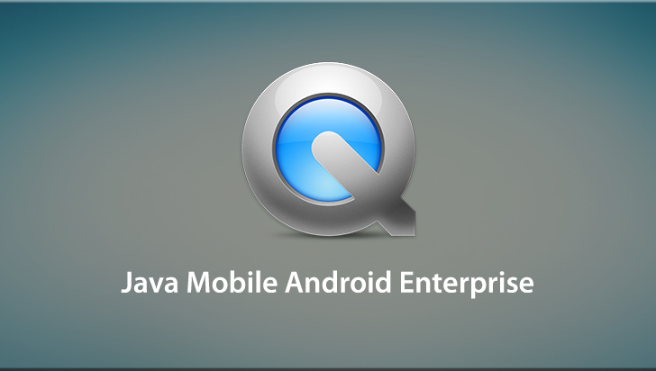 Java Mobile Android Enterprise
