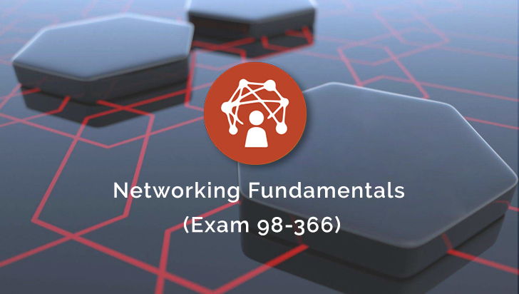 MTA Exam (98-366) Networking Fundamentals