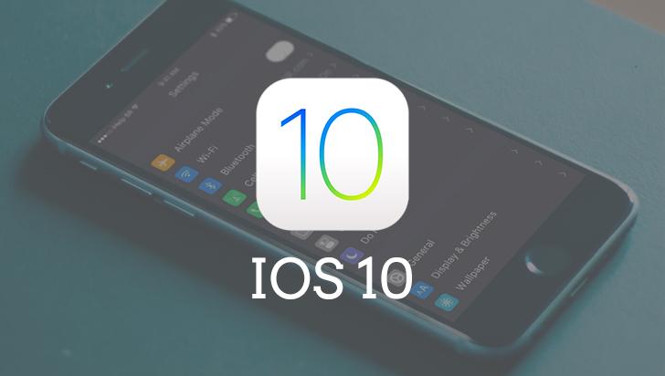 iOS10