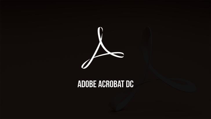 Acrobat DC