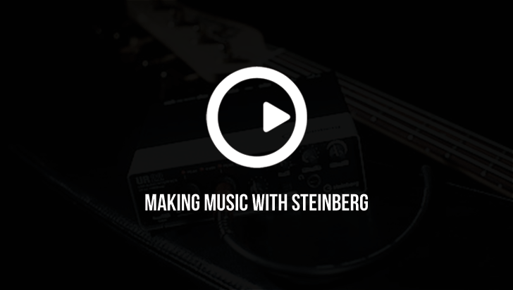 Making Music With Steinberg