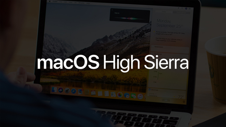 Mac OS (High Sierra)