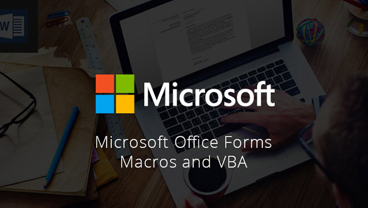 Forms, Macros and VBA