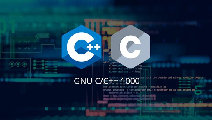 GNU C/C++ 1000