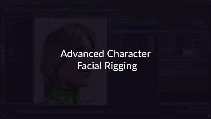 Advanced Character Facial Rigging
